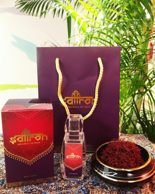 """""""Vàng đỏ"""" Iran nhụy hoa nghệ tây được nhập khẩu chính ngạch về Việt Nam với Saffron Việt Nam."""