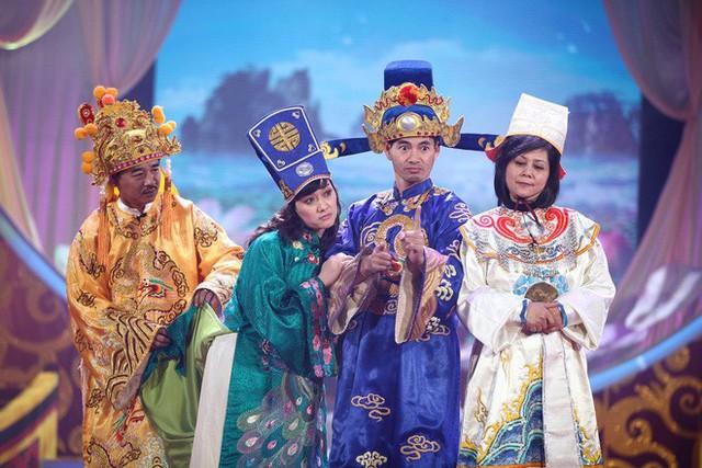 Táo Quân luôn là chương trình truyền hình được mong đợi bậc nhất dịp Tết Nguyên Đán.