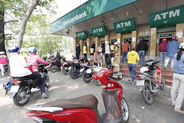 Tại Khu công nghiệp Tân Thuận (quận 7, TPHCM) tình cảnh tương tự cũng xuất hiện.