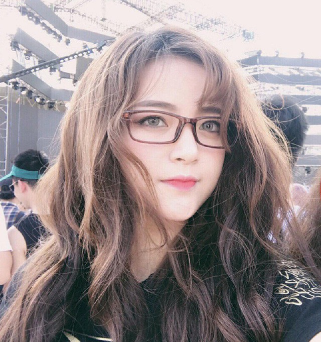 """""""Hot girl EDM"""" Dương Mỹ Linh (ảnh NVCC)"""