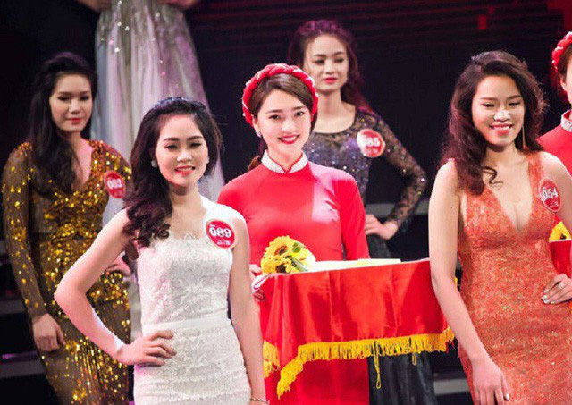 """""""Hot girl PG"""" Nguyễn Thị Ngọc Nữ (ảnh NVCC)"""