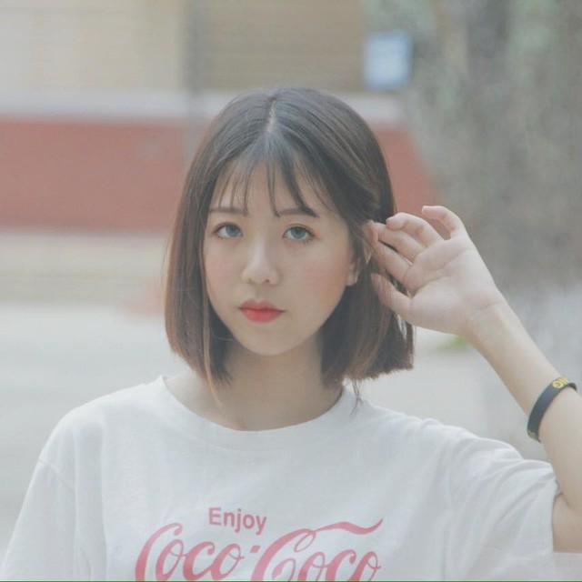 """""""Hot girl khẩu trang"""" Nguyễn Thu Trang (ảnh NVCC)"""