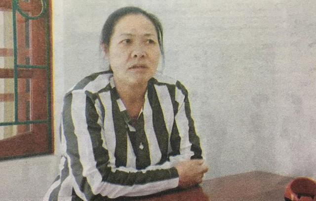Phạm nhân Nguyễn Thị Thu Hà kể về hành trình hướng thiện của mình.