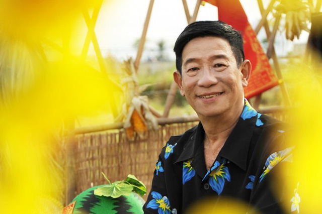 Diễn viên Nguyễn Hậu được khán giả yêu thích qua các vai phụ.