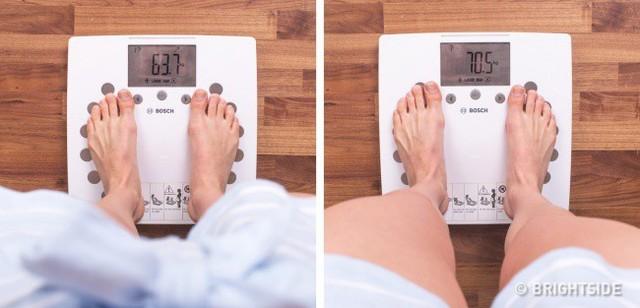 Sự thiếu hụt hoặc dư thừa một lượng hormone nhất định có thể làm cho cơ thể tăng lượng mỡ và mất khối cơ.