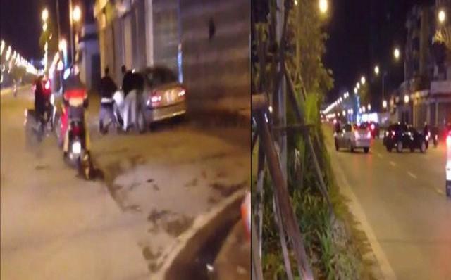 Truy tìm ô tô nhãn hiệu BMW gây tai nạn bỏ chạy ở Hà Nội