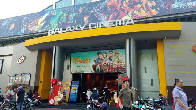 Rạp chiếu phim Galaxy Nguyễn Du, quận 1
