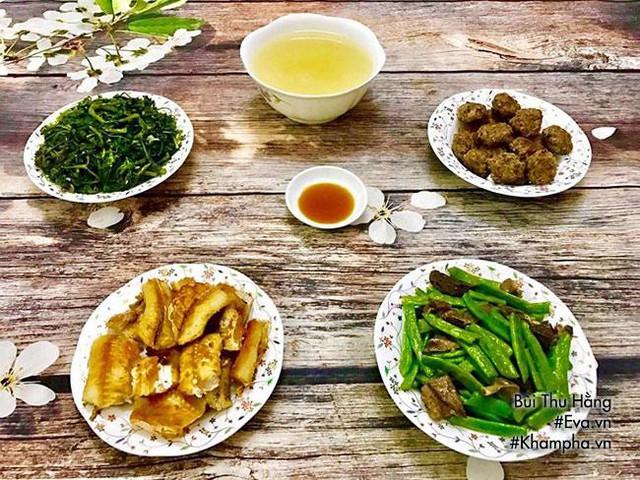 5 món ăn đơn giản mà ngon khiến bữa cơm chiều thêm hấp dẫn