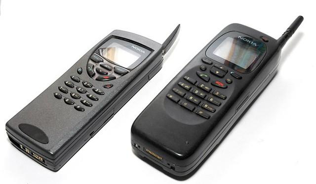 Nokia 9000 Communicator là chiếc điện thoại thông minh đầu tiên của Nokia.