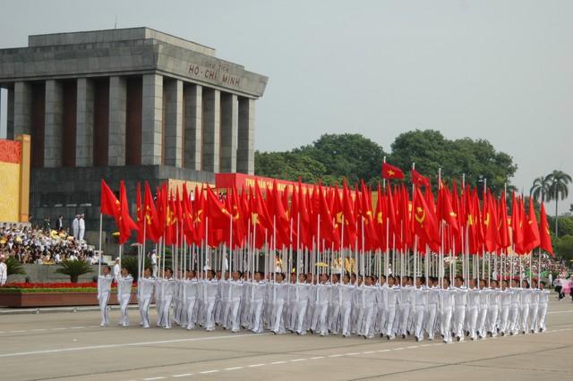 Kỷ niệm 88 năm ngày thành lập Đảng Cộng sản Việt Nam 3/2/1930 - 3/2/2018: Duyên với mùa Xuân