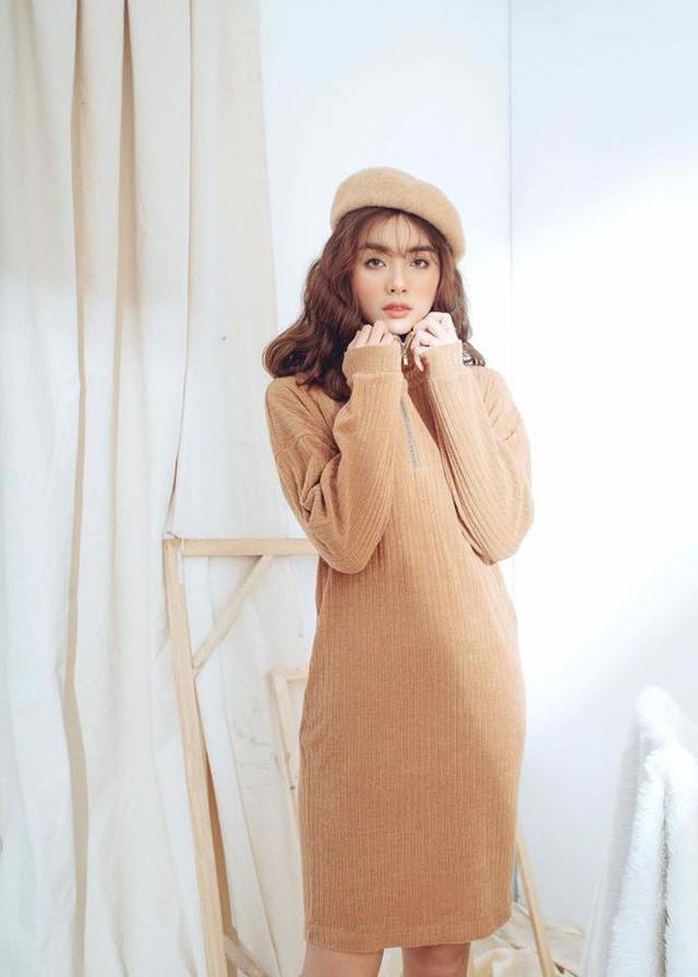 Nếu mùng 3 lạnh, và đây là những mẫu váy len vừa đẹp vừa ấm dành cho các nàng