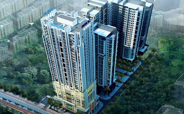 Dự án 275 Nguyễn Trãi chính là vị trí đắc địa, tiệm cận các đầu mút giao thông huyết mạch của Thủ đô