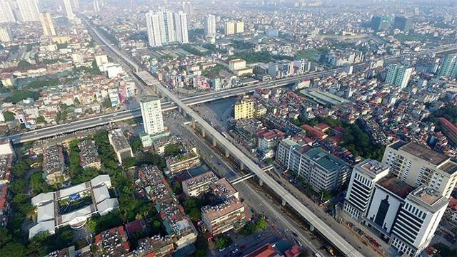 Gold Tower 275 Nguyễn Trải của Tập đoàn Hoàng Huy sở hữu vị trí đắc địa nằm ngay trên trục đường Nguyễn Trãi