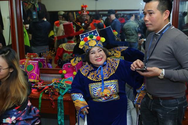 Nghệ sĩ Minh Vượng lại đóng Táo quân sau nhiều năm vắng bóng