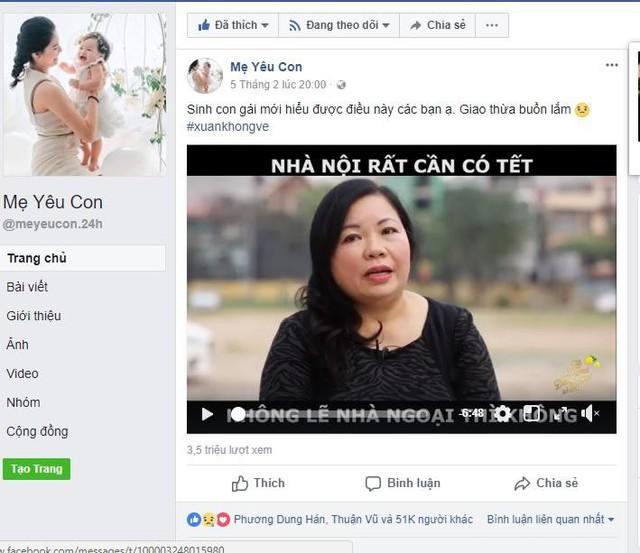 Lượt người xem trên mạng xã hội tăng chóng mặt