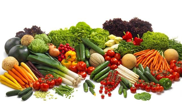Ghi nhớ nguyên tắc: Ăn nhiều rau xanh, hoa quả tươi, những sản phẩm có nguồn gốc thực vật và mỗi tuần ăn không quá 3 quả trứng để có một cơ thể khỏe mạnh.