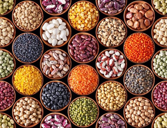 Muốn sống thọ hãy bổ sung các loại đậu trong khẩu phần ăn hàng ngày.