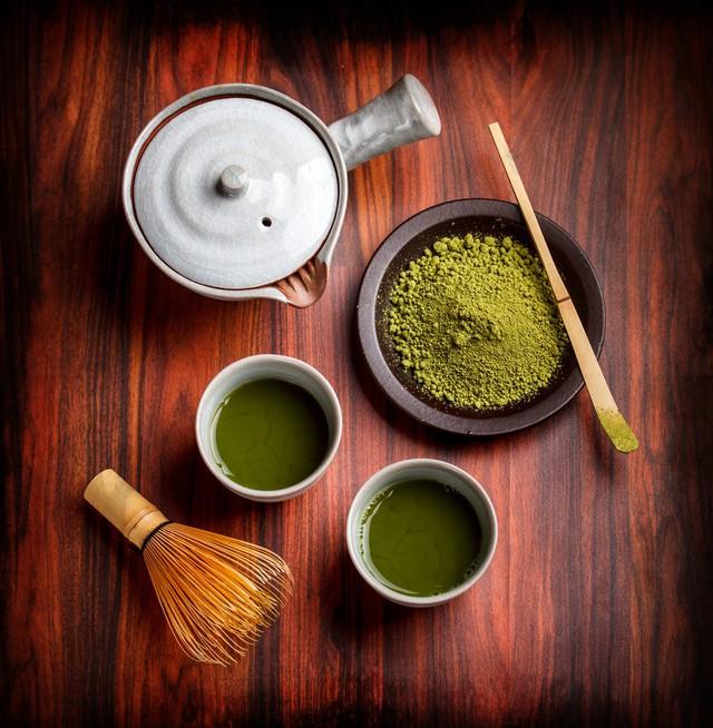 Trà xanh – bí quyết giúp người Nhật sống khỏe và trẻ lâu.