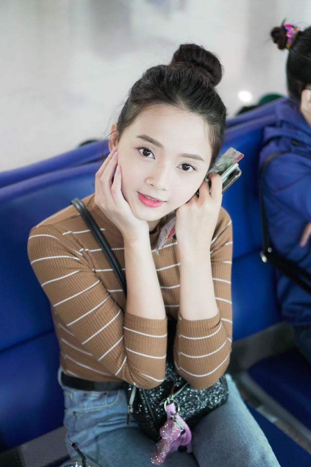 Hình ảnh gần đây của hot girl Lan Hương