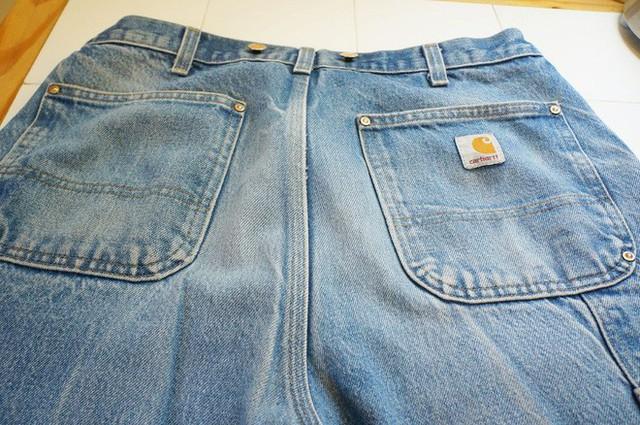Bạn đã bao giờ thử đông lạnh quần jeans thay vì giặt chưa? (Ảnh: instructables)