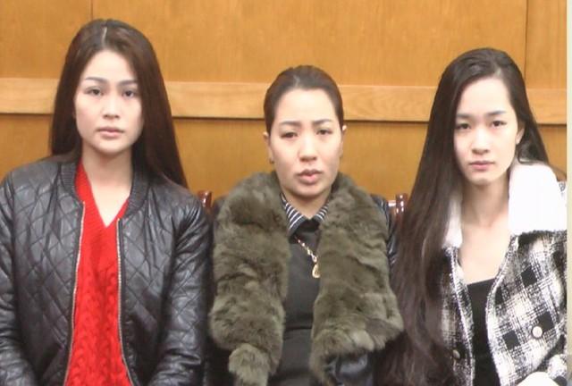 Nhiều cô gái bị điều tra liên quan vụ 7 kg ma túy