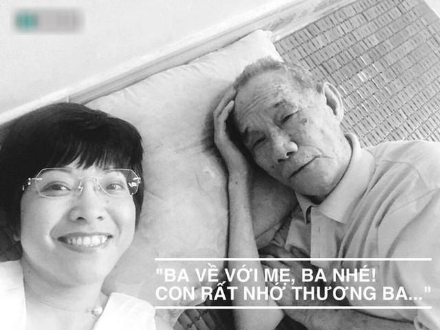 Chuyện cảm động về người bố làm 'phu xe bò' vất vả nuôi MC Thảo Vân