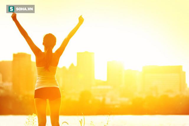 Mở đầu buổi sáng bằng 5 phút dành cho bài tập hít thở sẽ giúp bạn bắt đầu ngày mới một cách khoan khoái. (Ảnh minh họa).