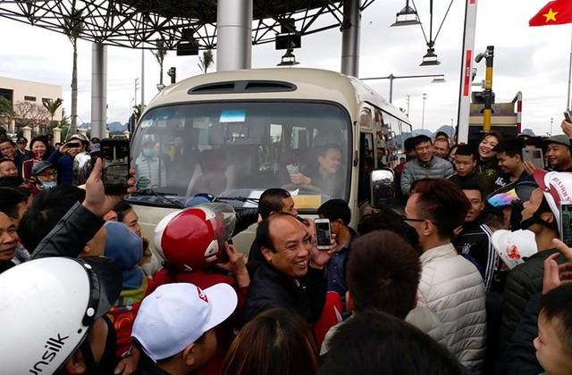 Sau khi Trạm BOT Biên Cương đưa vào thu phí đã gặp sự phản đối của người dân