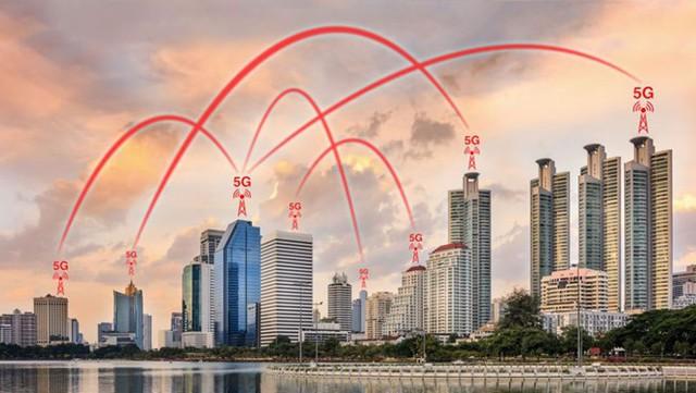 Mạng 5G phủ sóng trong tương lai
