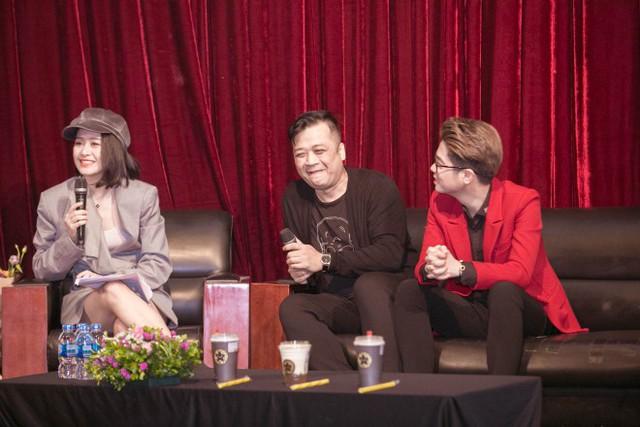 Gia đình và những người anh em thân thiết trong nghề là điểm tựa cho Bùi Anh Tuấn trở lại với con đường âm nhạc.