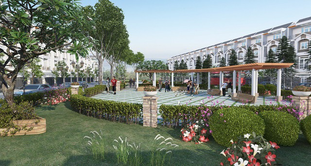 Dự án Bách Việt Lake Garden với quy mô 24ha, cùng hàng chục tiện ích đồng bộ, sẽ trở thành khu đô thị đẳng cấp, hiện đại và văn minh bậc nhất khu vực. (ảnh: Danko Group)