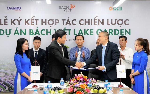 Phối cảnh tổng thể Khu đô thị đẳng cấp và đáng sống bậc nhất Thành phố Bắc Giang và khu vực trung du Bắc Bộ – Bách Việt Lake Garden. (ảnh: Danko Group)