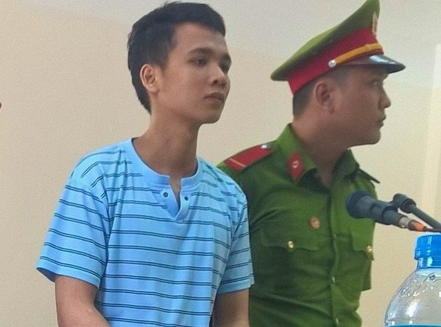 Phiên tòa xét xử Nguyễn Nghĩa nhiều lần được mở ra và vẫn y án tử hình đối với bị cáo này. Ảnh: Hải Bình.