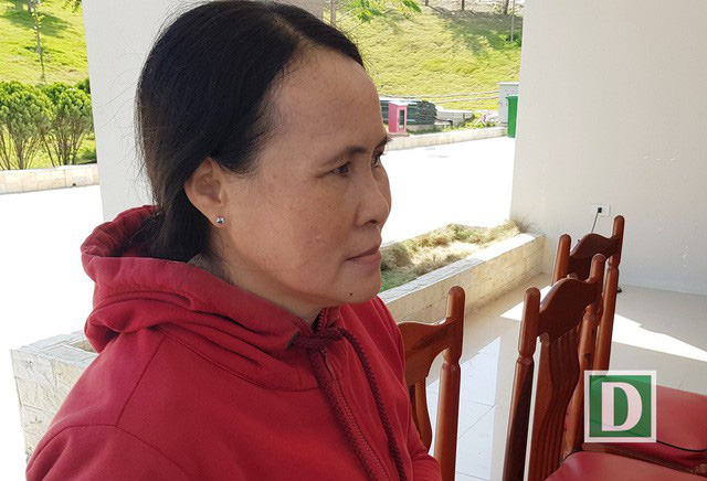 Bà Đỗ Thị Hà (phường Cam Nghĩa, TP Cam Ranh, Khánh Hòa), vợ liệt sĩ Đinh Ngọc Doanh