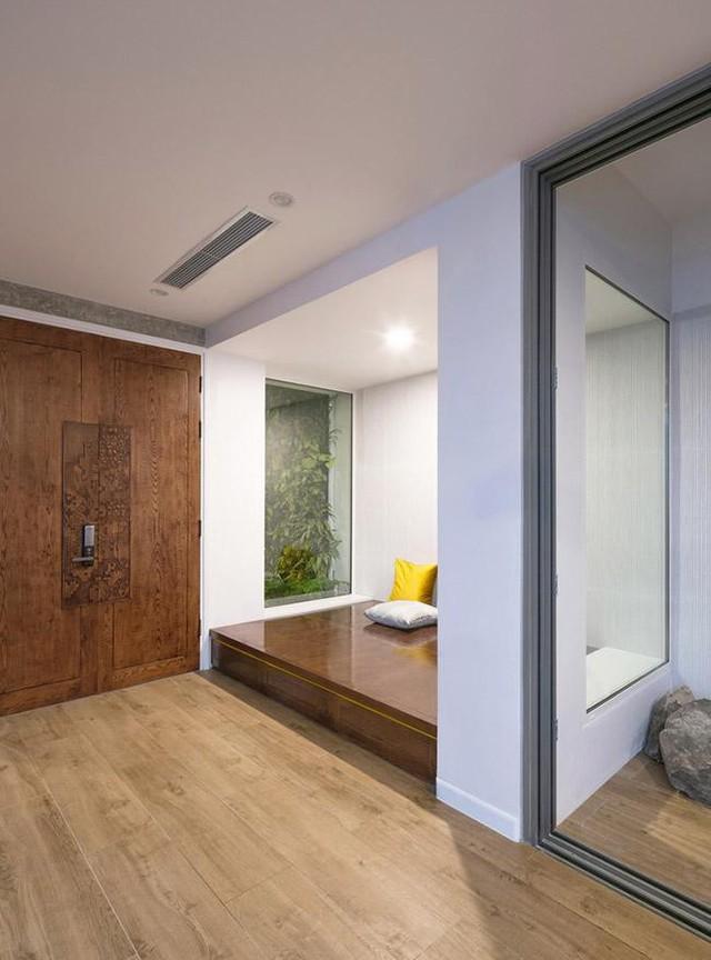 Phòng sinh hoạt chung, đơn giản, tiện nghi.