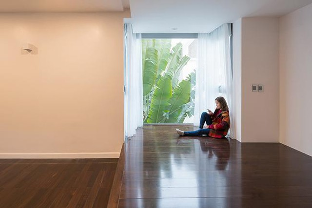 Các yếu tố như thiên nhiên, cây xanh, thông gió, chiếu sáng đã được ưu tiên hàng đầu trong thiết kế.