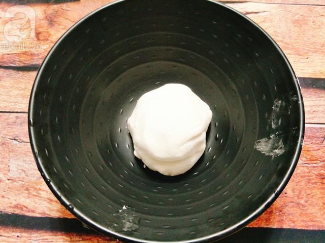 Chè bột lọc bọc dừa ngon ngọt thanh mát