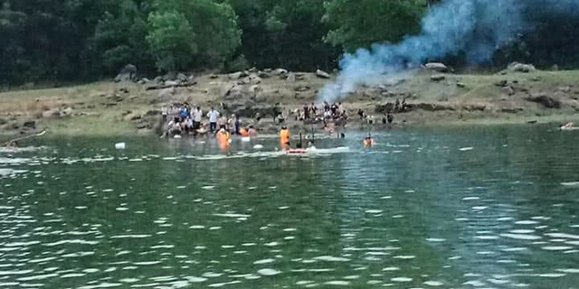 Học sinh lớp 5 chết đuối thương tâm khi tắm ở hồ thủy lợi