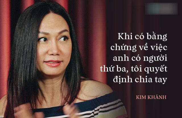 Bố mất, chồng chưa cưới phản bội, Kim Khánh: Tôi khóc cạn nước mắt từ ngày này qua ngày nọ