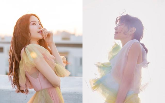 Nam Em bị nghi đạo hình tượng của Taeyeon trong MV Make Me Love You.