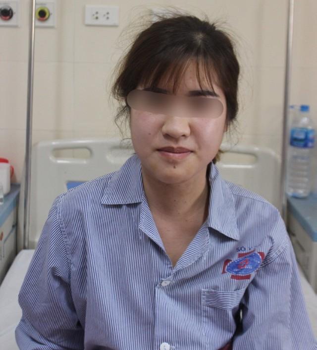 Bệnh nhân Q sau khi được cắt u tuyến giáp bằng đường miệng đã nhanh chóng bình phục.