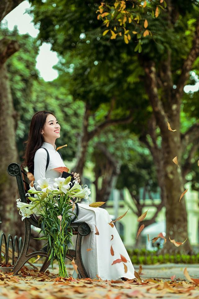 Nguyễn Ngọc Anh (17 tuổi) hiện là học sinh trường THPT Nguyễn Bỉnh Khiêm (Cầu Giấy, Hà Nội).