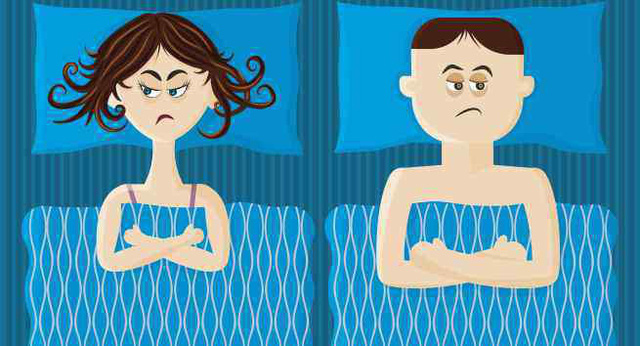 7 thói quen tệ hại trước khi đi ngủ khiến bạn đời chán chẳng thèm 'yêu'