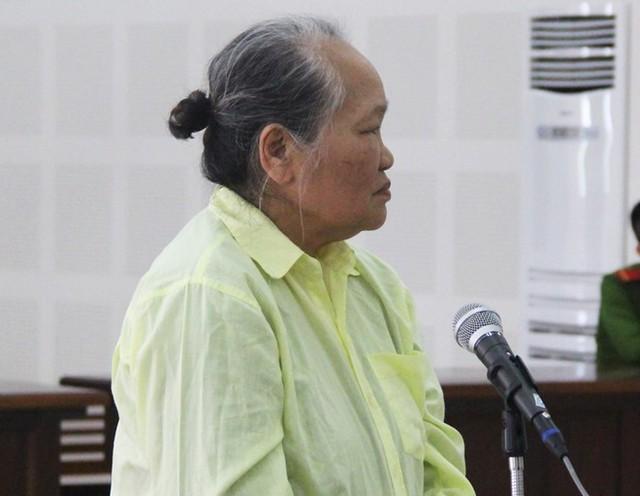 Người phụ nữ 68 tuổi lĩnh án chung thân vì tham 10 triệu đồng