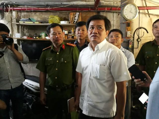 Ông Đoàn Ngọc Hải rút lại đơn xin từ chức