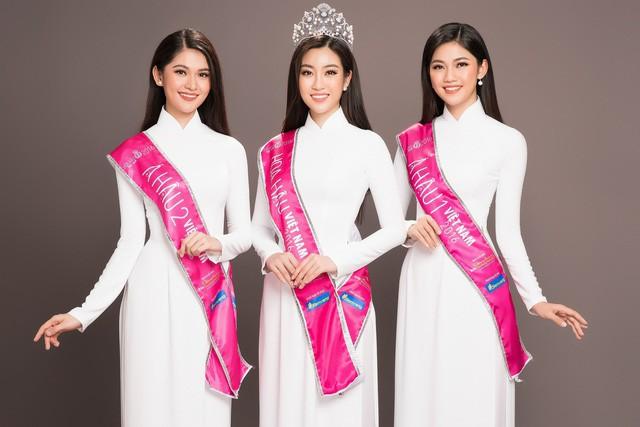Nhan sắc top 3 Hoa hậu Việt Nam 2016 sau hai năm đăng quang