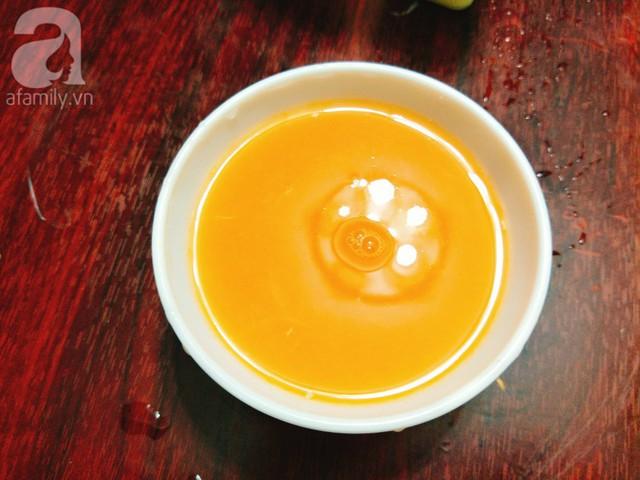 Hè tới phải làm ngay kem cam sữa chua mát lịm ngọt ngon thôi