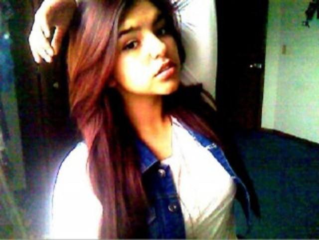 Erica Gomez, 17 tuổi, ở thành phố El Paso, Texas.