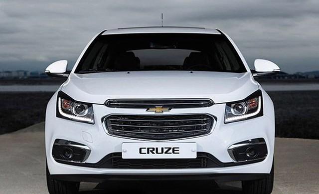 Chevrolet Cruze được giảm từ 70 - 80 triệu đồng.