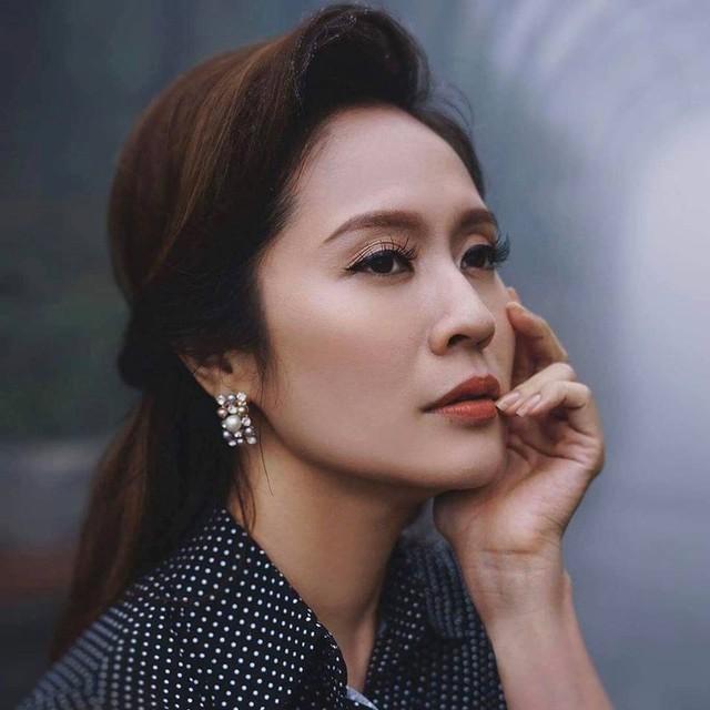 Cô cho biết phải thuyết phục chồng và Trường Giang mới được đóng phim chung.